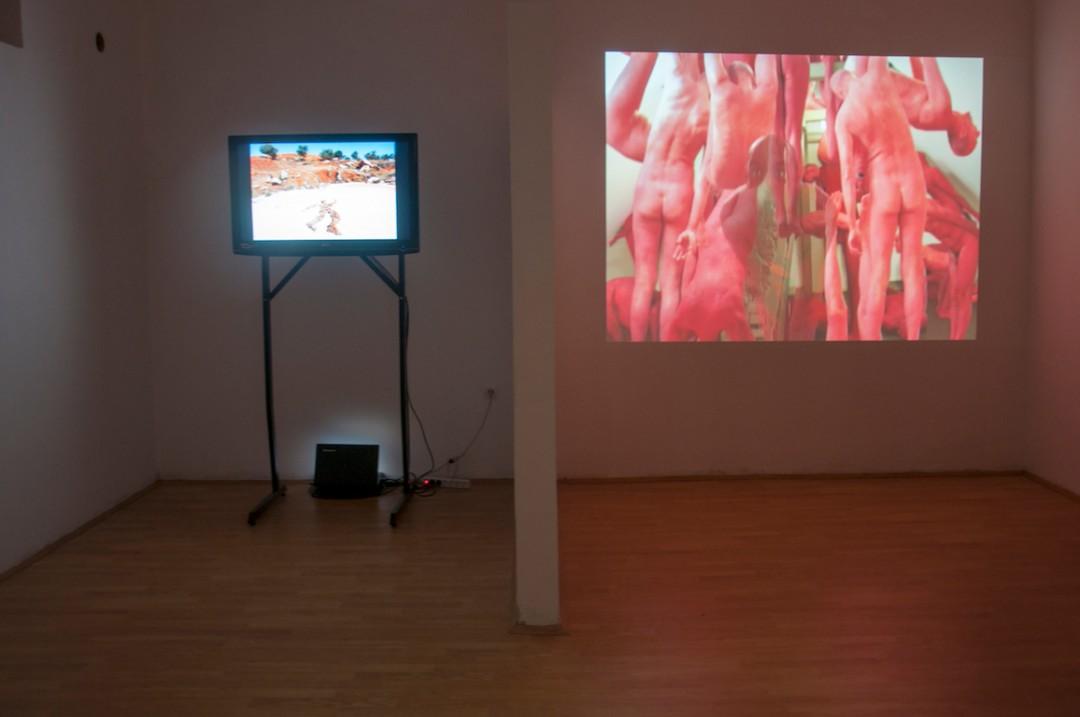 Dragan Vojvodić – Art in residency works