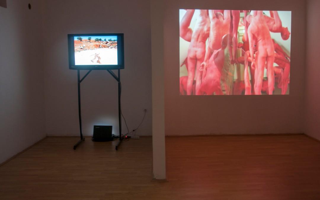 Art in residency works – Dragan Vojvodić