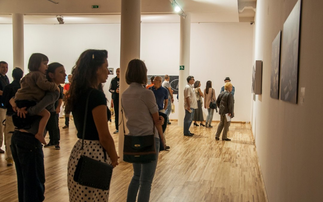 """""""14 X 14"""" Survey of the Danube region – positions in contemporary art"""